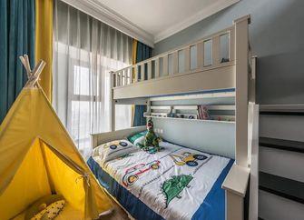 130平米三室两厅现代简约风格儿童房图片大全