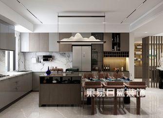 120平米三室两厅中式风格厨房装修案例