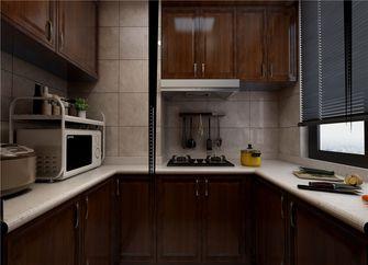 130平米新古典风格厨房装修案例