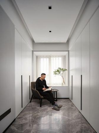 140平米现代简约风格储藏室装修案例