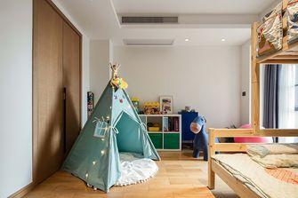 100平米田园风格儿童房欣赏图