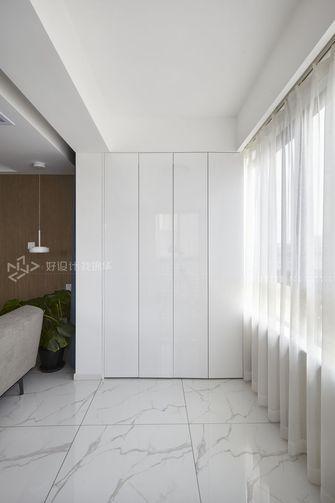 130平米三室两厅现代简约风格阳光房效果图