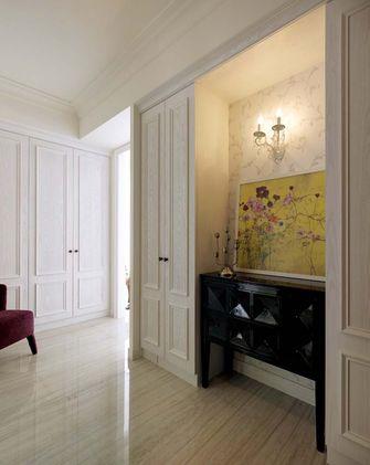 100平米三室两厅欧式风格玄关图