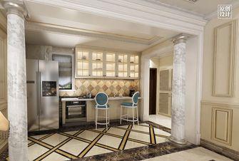 140平米复式欧式风格厨房装修效果图