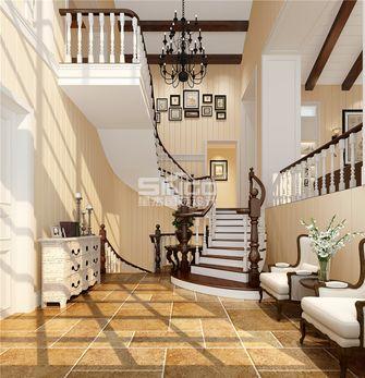 20万以上140平米别墅美式风格楼梯欣赏图