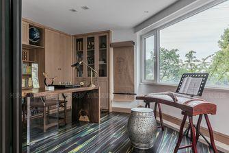 140平米四室两厅东南亚风格书房装修效果图