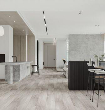 140平米复式现代简约风格走廊欣赏图