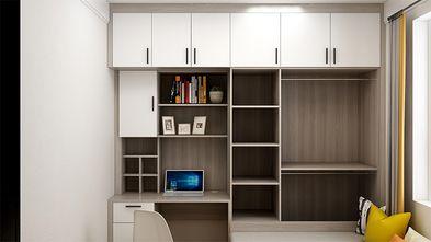 90平米三室两厅现代简约风格卧室效果图