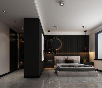 130平米三混搭风格卧室图片大全