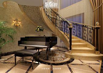 20万以上140平米复式新古典风格楼梯图