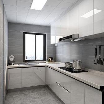 120平米三室三厅欧式风格厨房装修效果图