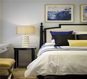 80平米一室一厅新古典风格卧室图片