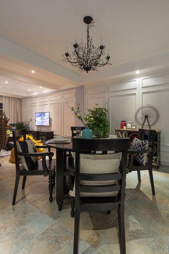 10-15万130平米三室三厅宜家风格餐厅欣赏图
