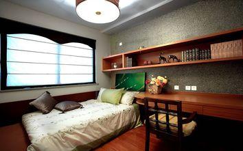 经济型140平米三室三厅东南亚风格儿童房设计图
