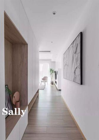 100平米三室两厅北欧风格玄关装修案例