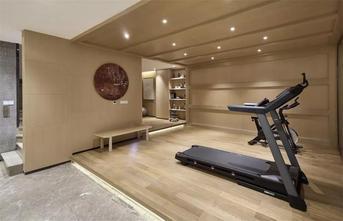 140平米别墅日式风格健身室装修效果图