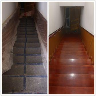140平米复式宜家风格楼梯间欣赏图