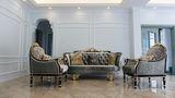 豪华型140平米别墅法式风格阳光房图