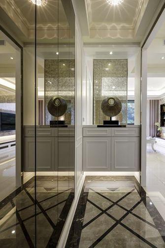 110平米三室两厅欧式风格玄关图