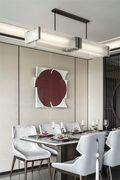 140平米四其他风格餐厅设计图