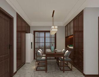 90平米四中式风格餐厅设计图