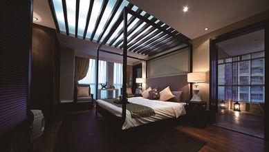 120平米东南亚风格卧室设计图