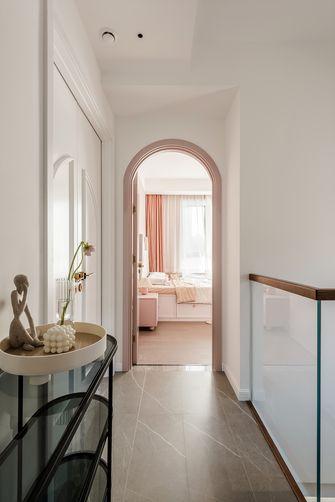 140平米别墅混搭风格走廊图片