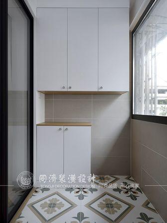 60平米日式风格阳台图