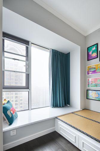 110平米三室两厅美式风格儿童房图