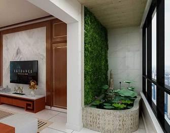 70平米中式风格阳光房图片