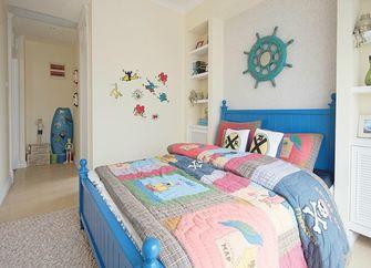 140平米四室两厅地中海风格儿童房装修案例
