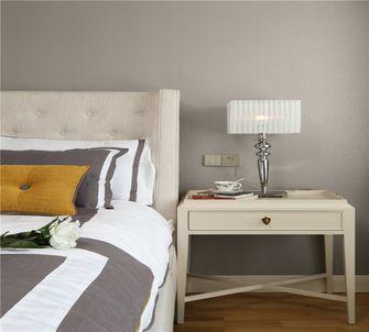 140平米三室一厅北欧风格卧室装修案例