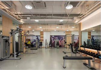 140平米日式风格健身室欣赏图