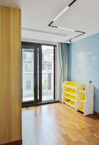 140平米四室两厅中式风格儿童房图片