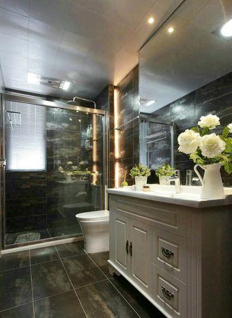 50平米一室两厅宜家风格卫生间图片大全
