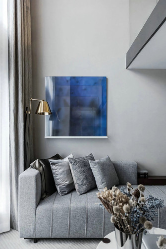 30平米超小户型现代简约风格客厅欣赏图