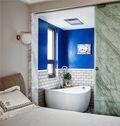 70平米公寓法式风格卫生间效果图
