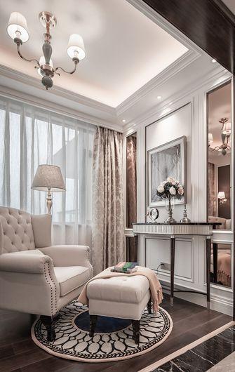 120平米四室两厅欧式风格梳妆台图