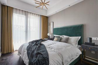140平米四室两厅欧式风格卧室装修案例