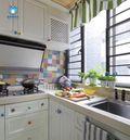 30平米以下超小户型宜家风格厨房装修图片大全