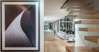 140平米现代简约风格玄关装修效果图