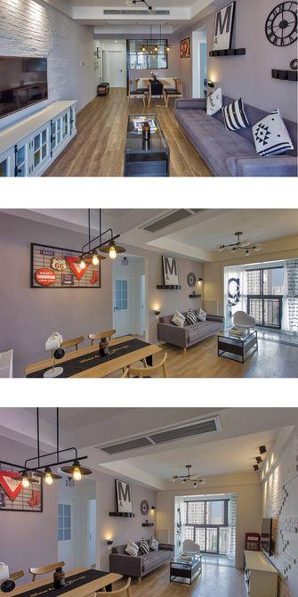 100平米其他风格客厅图