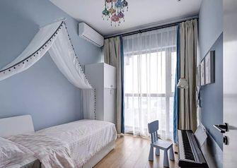 120平米四室两厅北欧风格儿童房图