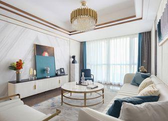 5-10万110平米现代简约风格客厅图片