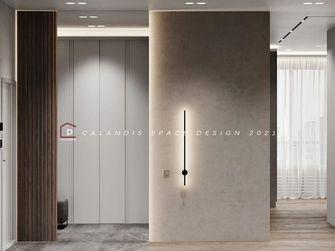 140平米四室两厅美式风格玄关欣赏图