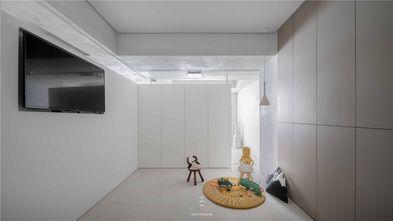 120平米三室一厅混搭风格影音室装修效果图