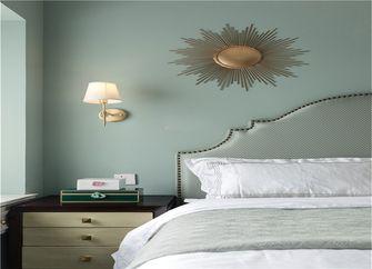 120平米三室一厅美式风格卧室装修图片大全