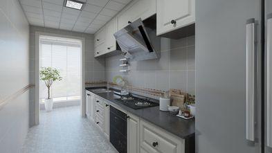 100平米中式风格厨房效果图
