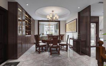 140平米四室一厅中式风格餐厅装修效果图