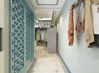 90平米三室两厅地中海风格玄关图片